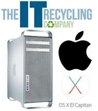 APPLE MAC PRO - 8 CORE - 2 x INTEL XEON 3.0 CPU, 8GB RAM, 1TB HD, EL CAPITAN OSX