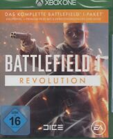 Battlefield 1 Revolution Edition - BF1 - Xbox One  - Neu & OVP Deutsche Version