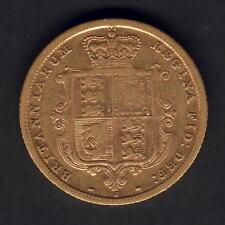 Australia.  1882 Sydney - Half Sovereign.. Trace Lustre.. gFine - Very SCARCE