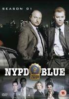 NYPD Blue: Season 1 DVD (2003) Dennis Franz, Hoblit (DIR) cert 15 6 discs