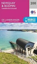 Newquay & Bodmin Camelford & St Austell 9780319263945 | Brand New