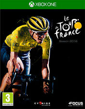 Tour De France 2016 (Ciclismo) XBOX ONE IT IMPORT FOCUS