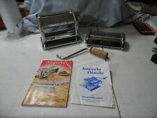Imperia Pasta Maker Machine Heavy Duty Steel Construction