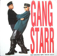 "GANG STARR "" NO MORE MR. NICE GUY "" SEALED U.S.LP GURU DJ PREMIER"