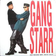 "GANG STARR "" NO MORE MR. NICE GUY "" SEALED U.S.LP GURU DJ PREMIER"