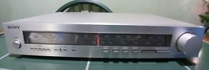 Vintage Sony ST A35 AM FM Stereo Tuner Tested