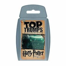 Top Trumps Harry Potter & The Deathly Hollows Part 2 NEW