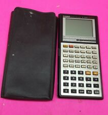 Casio FX-7000G Graphic Scientific Computer Calculator With Case 1F