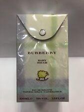 BURBERRY BABY TOUCH FOR  WOMEN EAU DE TOILETTE 3.4OZ