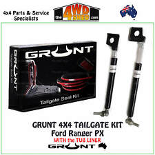 Tailgate Kit Easy Up & Slow Down Struts + Seal Kit suit Ranger PX with TUBLINER