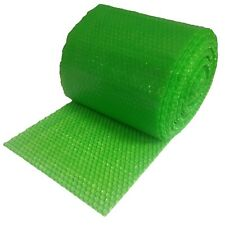 """3/16"""" SH Recycled Small Bubble Cushioning Wrap Padding Roll 100' x 12"""" 100FT"""