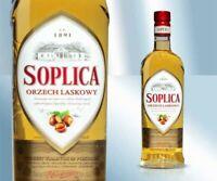 """Haslnuss-Likör """"SOPLICA"""" 30% Фундуковый ликер  """"СОПЛИЦА"""" Likier Polska"""