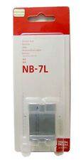 NEW BATTERY NB-7L FOR CANON G10 G11 DELIVERED BY REGISTERED MAIL