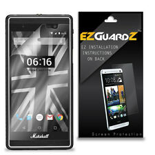 6X EZguardz Screen Protector Skin Cover Shield HD 6X For Marshall London (Clear)