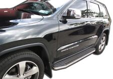 Running Boards / Side Steps / Nerf Bars for Jeep Grand Cherokee 2011 to 2017