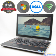 "Dell Latitude E6520 15.6"", i5-2520M 2.5GHz, 320GB, 4GB, Windows 7, Damage (AVA)"