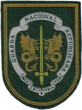 PORTUGAL NATIONAL GUARD REPUBLICAN NATIONAL MODEL POLICE PATCH EMBLEM EB01400