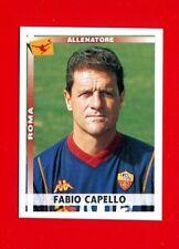 CALCIATORI Panini 2000-2001 - Figurina-sticker n. 338 - CAPELLO -ROMA-New