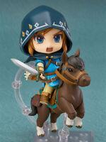 Q Ver. Nendoroid Link Figure The Legend of Zelda: Breath of the Wild Model Toys