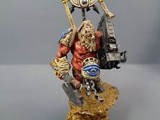 WARHAMMER CHAOS SPACE MARINE Forge World RENEGADE Ogryn conversione Daemon Prince