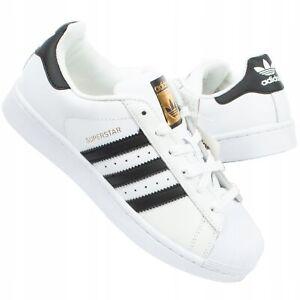 Sportschue Adidas Superstar Originals Sneaker Damen Weiß C77124