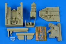 AIRES 2187 Cockpit Set for Trumpeter® Kit F-117A Nighthawk in 1:32