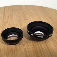 Nikon Nikkor-W 150mm f5.6 4x5 Lens As Is Used