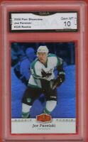 GMA 10 Gem Mint JOE PAVELSKI 2006/07 UD Flair Showcase ROOKIE Card STARS!