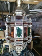 More details for antique morrocan lamp lantern