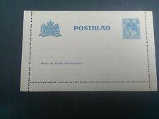 Nederland Postblad Geuzendam 15 ongebruikt