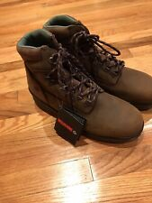 Wolverine Steel Toe Work Boots Sz 12M Mens Brand New With Tags