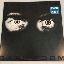 THE ANGELS Dark Room + Night Attack 2LP Vinyl LPs G/Fold Epic Records Australia