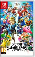 Super Smash Bros Ultimate Nintendo Switch [Digital Download] Multilanguage