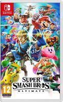 Super Smash Bros Ultimate Nintendo Switch [Digital Download] Multilanguage