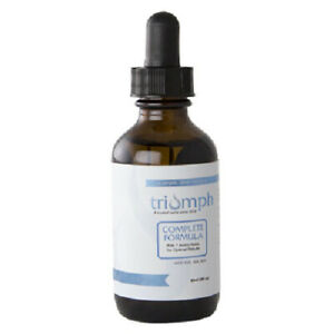 Triumph 40 Day Kit Diet Drops Weight Loss Supplement Fat Burner HCG - Free
