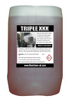 Traffic Film Remover Caustic TFR Degreaser Cleaner 25L Fleetclean-UK 25 Litre