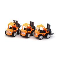 2PCS Engineering Kids Mini Educational Plastic Car Toy for Childr.SJCA