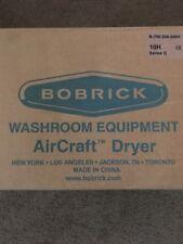 Bobrick - B-700 - AirCraft® 230V Surface-Mount Hand Dryer