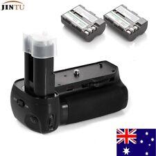 Power Battery Grip MB-D80 for Nikon D90 D80 Digital SLR Camera + 2pcs EN-EL3e