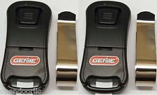 G1T-BX 2PACK Genie 1 Button Mini Keychain Intellicode Remote 38501R GIT1 GIT-2