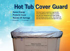 "Hot Tub/ Spa cover cap 8'X8'x12"" Sundance calspas Jaccuzzi, hotsprings,master"