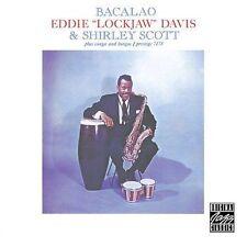 DAVIS,EDDIE LOCKJAW-BACALAO CD NEW