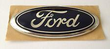 Ford OVAL Insignia Emblema Courier Fiesta Mk6 Galaxy Mondeo Mk2 Mk3 Delantero Trasero De Arranque
