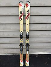 Volkl Unlimited AC 7.4 170 cm Skis with Salomon Z 10 Bindings