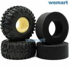 2pc Proline 2.2 Rock Crawler Tires Mud Tyres 125mm Fit RC4WD Axial 2.2 Wheel Rim