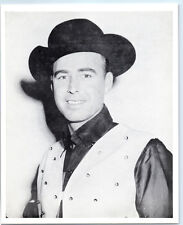1950's JOHNNY HORTON Vintage COLUMBIA RECORDS Publicity Photo COUNTRY MUSIC