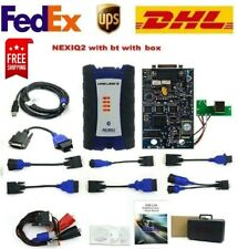 Usb Link Diesel Truck Interface Nxiq 2 Bluetooth Software Heavy Duty Diagnostic