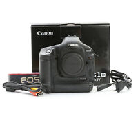 Canon EOS 1D Mark IV Body + Gut (213406)