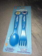 Pinkfong Baby shark cutlery set