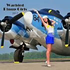 Warbird Pinup Girls 2017 Calendar - PhotoArt